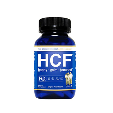 Happy, Calm, Focused HCF